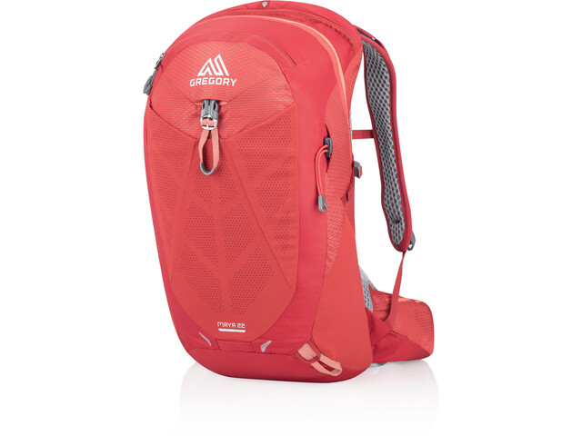 Gregory Maya 22 Backpack Dam poppy red